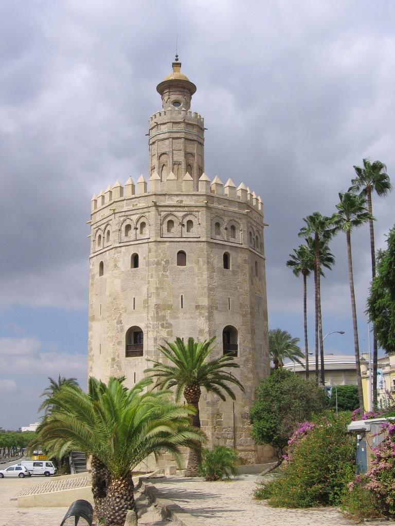 Der Goldturm von Sevilla