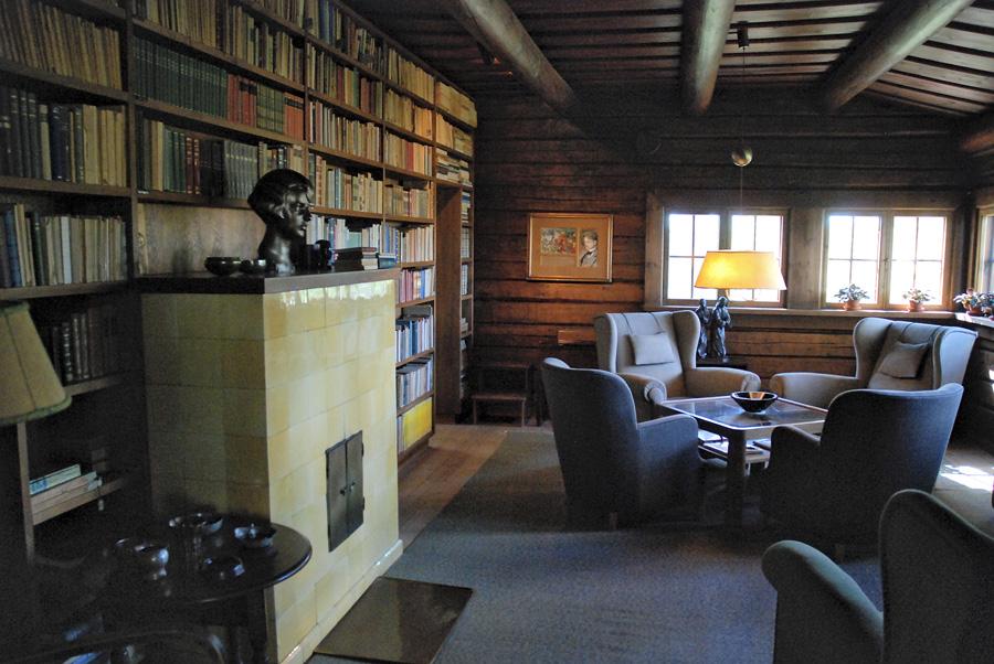 Sibelius Arbeitszimmer