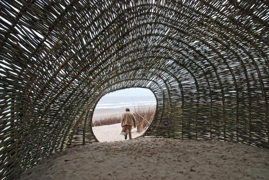 """""""Sandworm"""", Marco Casagrande 2012"""