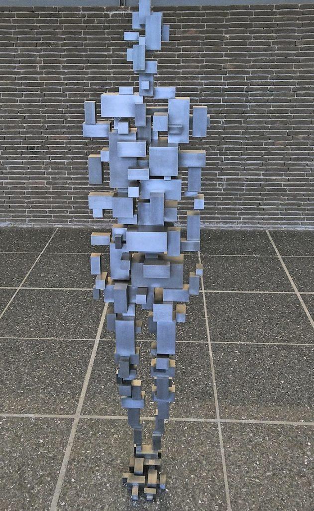 Anthony Gormley Skulptur