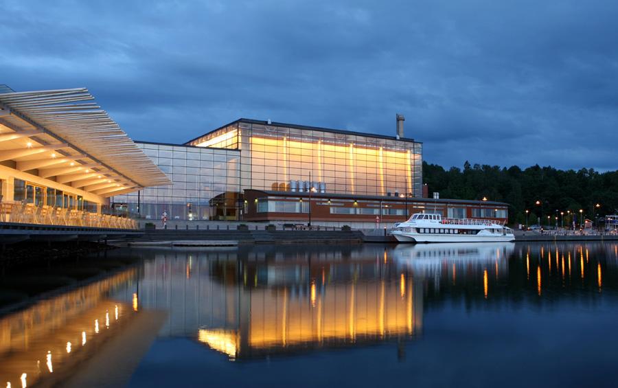 Sibelius-Halle in Lahti