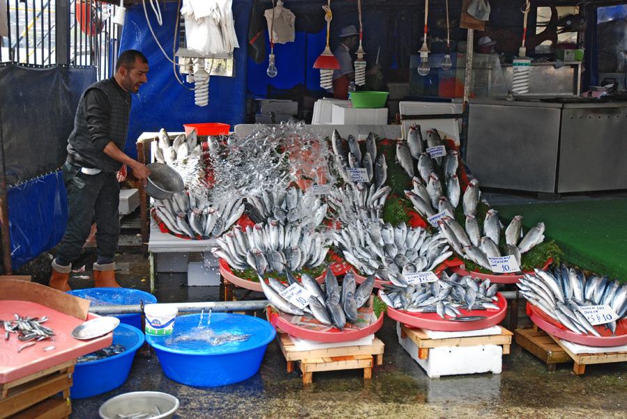Fischmarkt von Karaköy